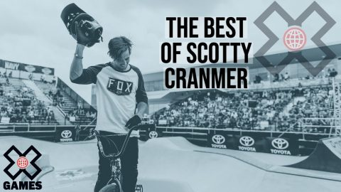 SCOTTY CRANMER: The Best of Scotty Cranmer | World of X Games | X Games