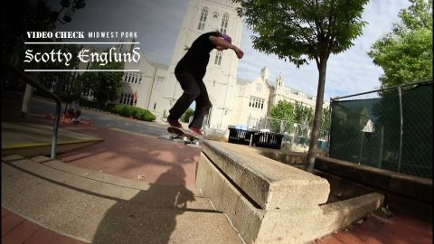 Scotty Englund's Bacon Skateboards Midwest Pork - LowcardMag