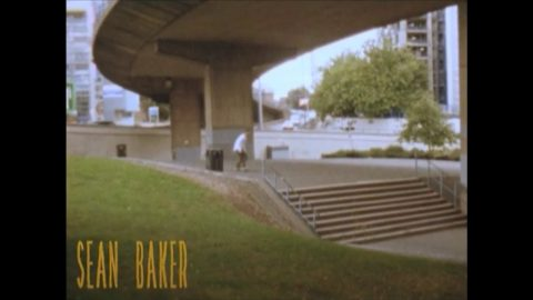 Sean Baker - STRAY Part | Vague Skate Mag