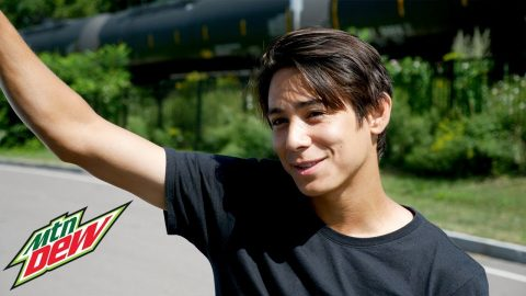 Sean Malto and Friends Skate Vermont | Mountain Dew - Mountain Dew
