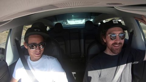 Sean Malto and Mikemo carpool to Battle At The Berrics | Mike Mo Capaldi
