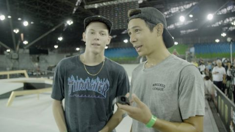 Sean Malto & Jake Ilardi | G-SHOCK Minute To Win It! | SLS
