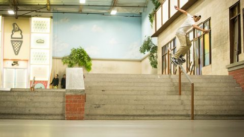 Sean Malto - Kansas City's Greatest Export - The Berrics
