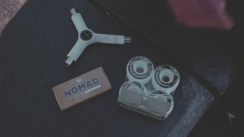 SEBAS GARCIA - NEW NMD SPEEDIES BEARINGS | Nomadskateboards
