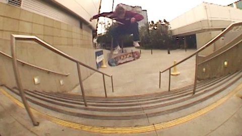"Sebo Walker and Brett Sube's ""Subo"" Part 