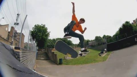Sebo Walker - Return of the Flare - Daniel Policelli
