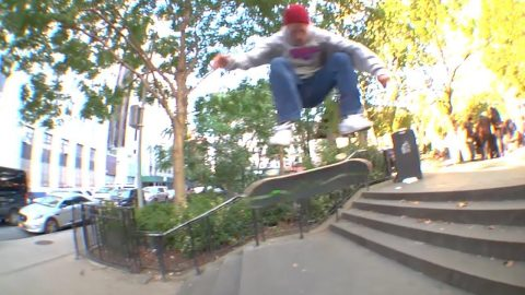 "Sebo Walker's ""8 Days in NYC"" Part 