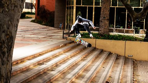 "Sebo Walker's ""9 Days"" Part 