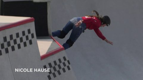 Semifinals Highlights | Women's Pro Finals, Suzhou, China | 2018 Vans Park Series | Park Series