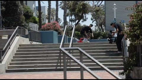 Send Saturdays Ep 7. | Nyjah Huston