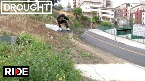 "Serges Murphy's ""Drought"" Video Part - RIDE Channel"