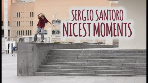 Sergio Santoro 'Nicest Moments' Video Part | The Berrics