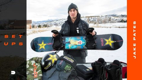 Setups: Chase Josey's Fully Packed Board Bag Has Everything He Needs | Dew Tour