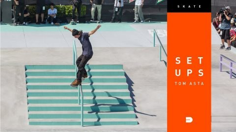 Setups: Tom Asta Combines Old Skateboard Technology With Modern Components - Dew Tour