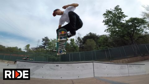 Sewa Kroetkov Skates South Pasadena Park - RIDE Channel