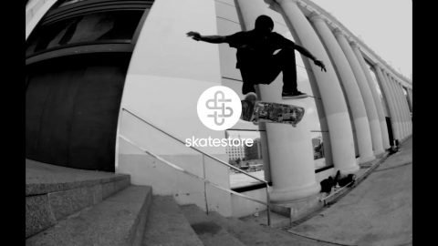 Shajen Willems - Skatestore x Almost part | Skatestore
