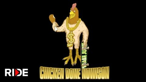 "Shake Junt ""Chicken Bone Nowison"" Full Video - RIDE Channel"