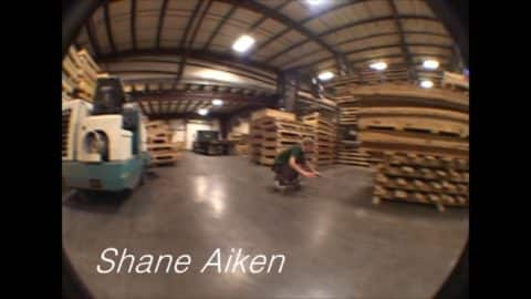 Shane Aiken - Vimeo / True Skateboard Mag's videos