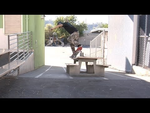 Shane Carter Raw Footage - E. Clavel