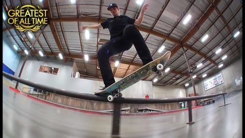 Shane O'Neill's Perfect New Year | The Berrics