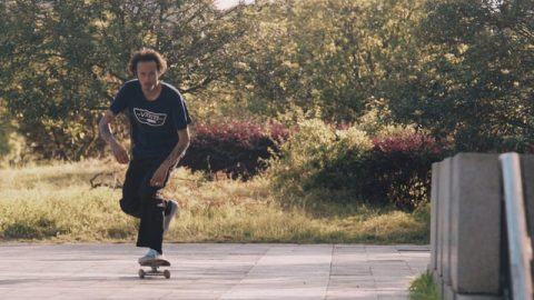 Shaolin Shadows | Vans Skate | Transit Series - Tommy Zhao