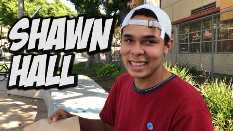 SHAWN HALL RIPS AT SKATEBOARDING ??? - NKA VIDS - | Nka Vids Skateboarding