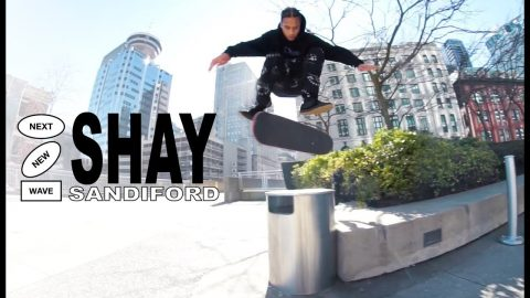 Shay Sandiford | Next New Wave | The Berrics