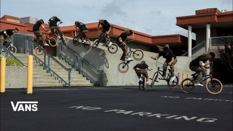 SHIMMER AND HAZE: A Vans BMX Behind The Scenes Experience with Ty Morrow | BMX | VANS | Vans