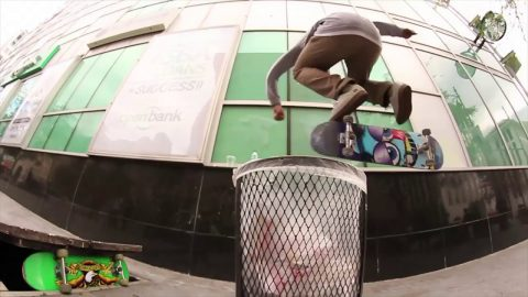 Shinya Masuda, DGK Japan Part | TransWorld SKATEboarding