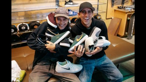 SHOE TALK: NIKE SB w/ Guy Mariano & Trevor Colden | Active Ride Shop