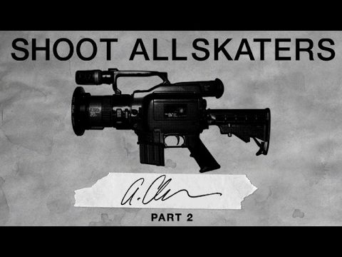 Shoot All Skaters - Anthony Claravall | Part 2 - The Berrics