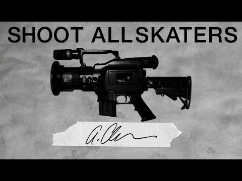 Shoot All Skaters - Anthony Claravall | Part 1 - The Berrics
