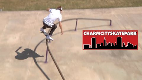 Shop Sessions: Charm City Skatepark - Woodward Camp