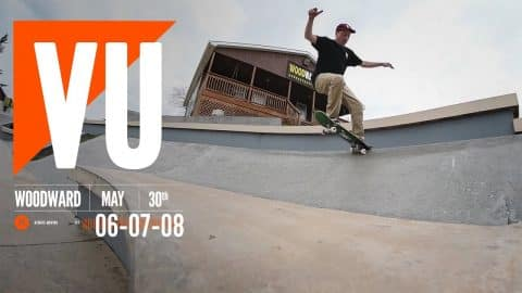 Shop Sessions:  Vu Skateboard Shop - Woodward Camp