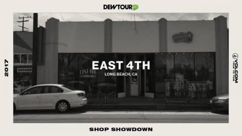 Shop Showdown 2017 Round 4 | East 4th - TransWorld SKATEboarding