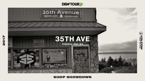 Shop Showdown Round 1 | 35th Ave | TransWorld SKATEboarding - TransWorld SKATEboarding