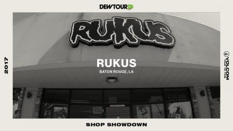 Shop Showdown Round 1 | Rukus | TransWorld SKATEboarding - TransWorld SKATEboarding