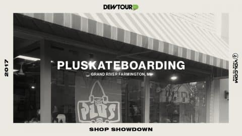 Shop Showdown | Round 2 | PLUSkateboarding | TransWorld SKATEboarding - TransWorld SKATEboarding
