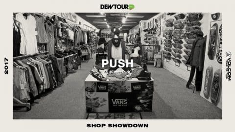 Shop Showdown | Round 2 | PUSH | TransWorld SKATEboarding - TransWorld SKATEboarding