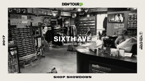 Shop Showdown | Round 2 | Sixth Ave. | TransWorld SKATEboarding - TransWorld SKATEboarding