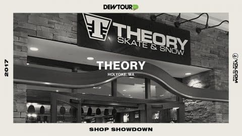 Shop Showdown | Round 2 | Theory | TransWorld SKATEboarding - TransWorld SKATEboarding