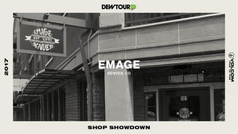 Shop Showdown Round 3 | Emage (Denver, CO) | TransWorld SKATEboarding - TransWorld SKATEboarding