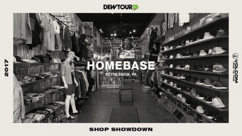 Shop Showdown Round 4 | Homebase (Bethlehem, Pennsylvania) | TransWorld SKATEboarding - TransWorld SKATEboarding