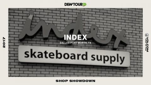 Shop Showdown Round 4 | Index (Dallas-Fort Worth, Texas) | TransWorld SKATEboarding - TransWorld SKATEboarding