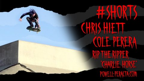 "#Shorts Chris Hiett & Cole Perera in ""Charlie Horse"" 