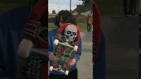 #Shorts 'Old Dog, New Tricks' - 'Caballero Ban This' Skateboard Trailer | Powell Peralta