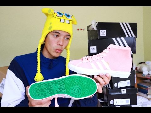 SHOULD I SKATE THESE? | ADIDAS UNBOXING - Chris Chann