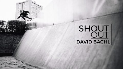Shout Out: David Bachl | Pocket Skateboard Magazine