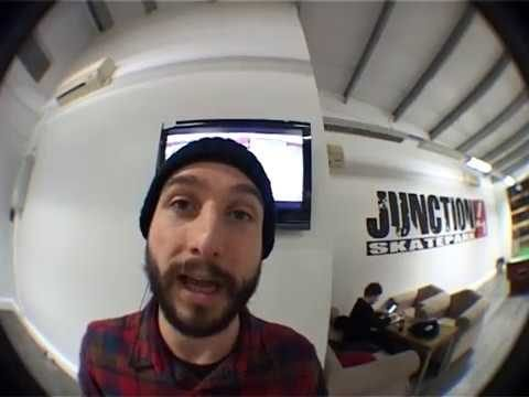 Sidewalk Sessions - Junction 4 Skatepark, Darwen - Sidewalk Mag
