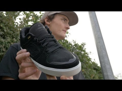 Sidewalk Skate 100 2017: Emerica 'Reynolds G6' with Joe Hinson. - Sidewalk Mag